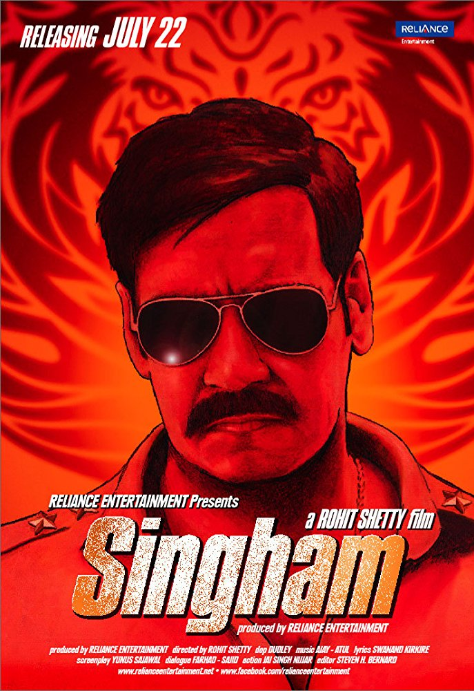 Singham Izle FullhdfilmizleseneBOX Com Full Hd Film
